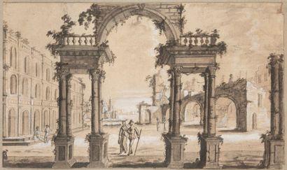 ECOLE FLAMANDE du premier tiers du XVIIème siècle