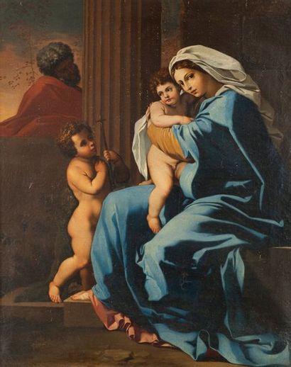 D'après Nicolas POUSSIN (1594-1665)