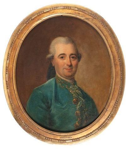 Attribué à Alexandre ROSLIN (Malmö 1718-Paris 1793)