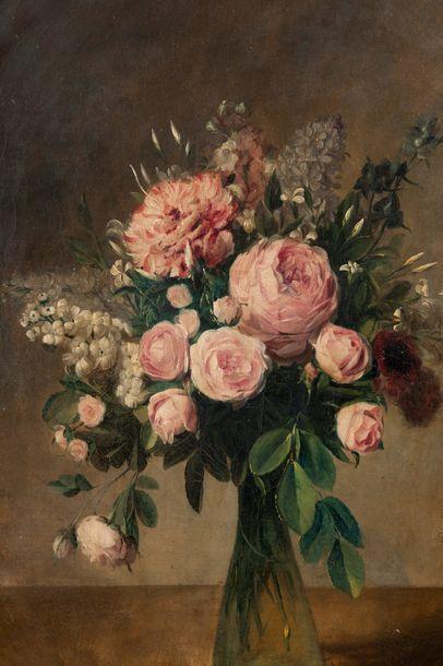 Attribué à Anne VALLAYER-COSTER (Paris 1774-id.; 1818)