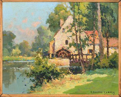 Edouard CORTES (1882-1969)