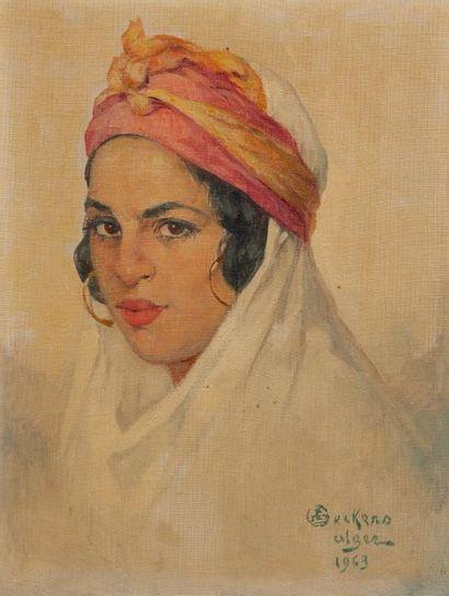 Emile DECKERS (1885-1968)