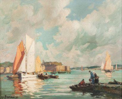 Henri Alphonse BARNOIN (1882-1940)