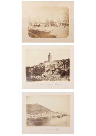Album de 55 photographies d'édition de vues...