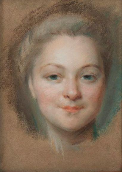 D'après Quentin de LA TOUR (1704-1788)