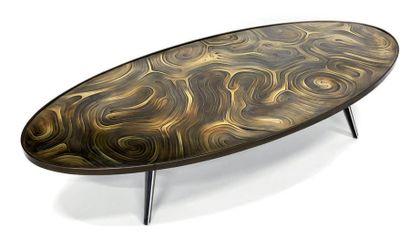 BOULLOUD Erwan (né en 1973)<br/>Designer - Sculpteur