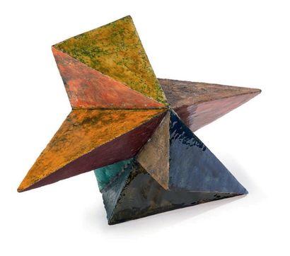 CAPRON Jacotte (née en 1935)<br/>Céramiste