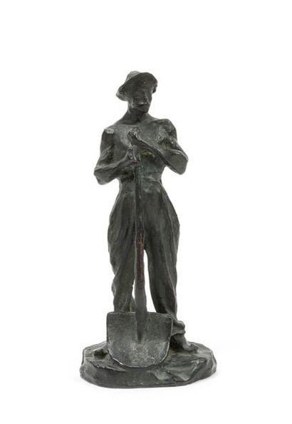 D'après Jules DALOU (1838-1902)