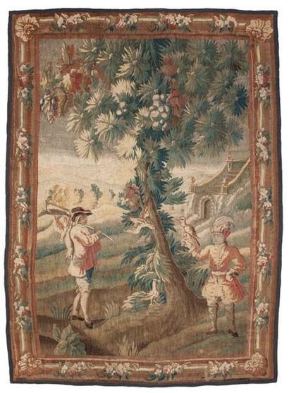 AUBUSSON-XVIIIème siècle