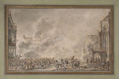 Dirk LANGENDYCK (Rotterdam 1758-id.; 1805)