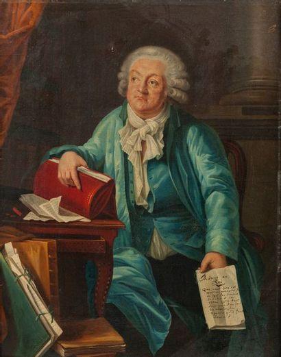 Laurent DABOS (Toulouse 1761-Paris 1835)
