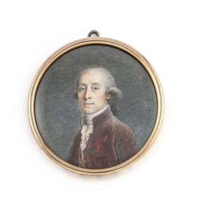 Ecole française du dernier quart du XVIIIème siècle