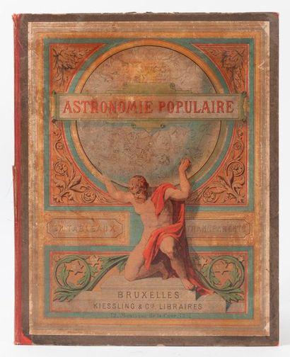 ASTRONOMIE populaire ou description des corps...