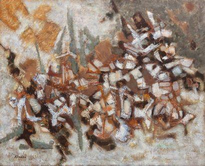 Mohamed KHADDA (1930-1991)