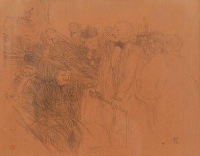 Henri de TOULOUSE – LAUTREC (1864 - 1901)