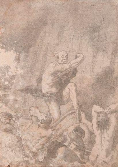Dans le goût de Gustave DORE (1832-1883)