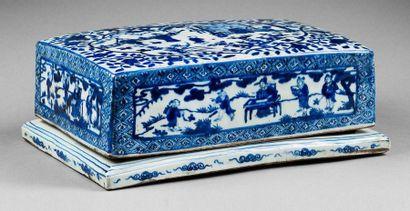 CHINE - EPOQUE WANLI (1573 - 1620)