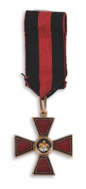 Croix de l'ordre de Saint Vladimir, de la...
