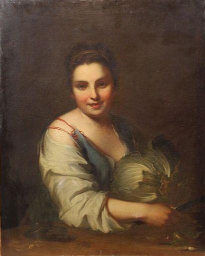 SANTERRE Jean-Baptiste (D'près) (1651-1717):...