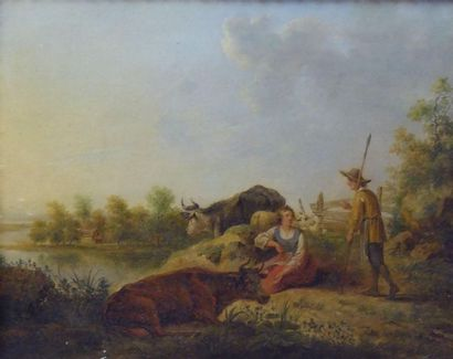 ANTONISSEN Hendrick Joseph (Anvers 1734-id....