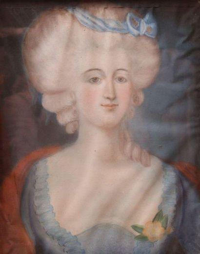 Ecole française dans le Goût du XVIII-ème...