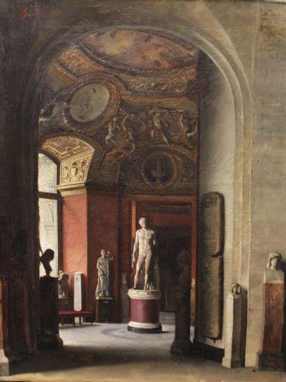 BUCHET Julie (Ecole française du XIX-ème...