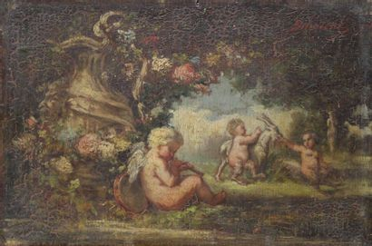 DELORIEUX (XIXe siècle): «Fantaisie de...