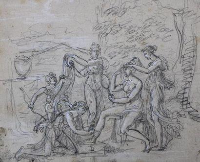 DAVID Jacques – Louis (Ecole de)   1748...