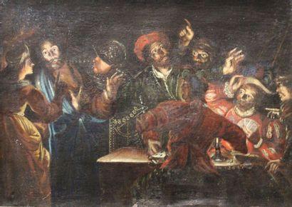 SEGHERS Gérard (Suite de) (1591-1651): «Le...