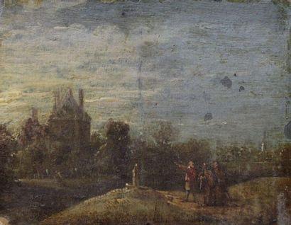 TENIERS David II dit le Jeune (D'après) (1610-1690):...
