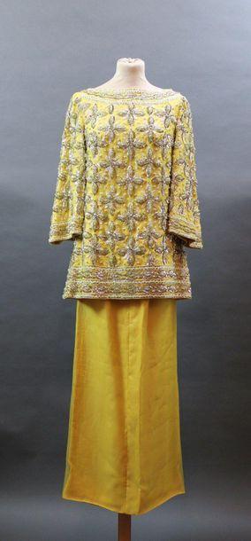 Pedro RODRIGUEZ Haute Couture, circa 1978-1980...