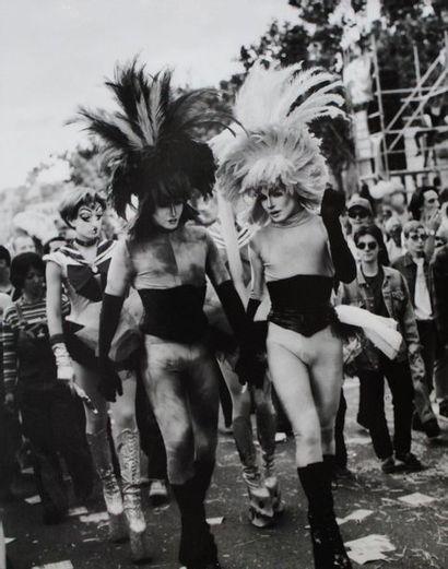 Jean-Jacques BUGAT (né en 1948). Gay Pride,...