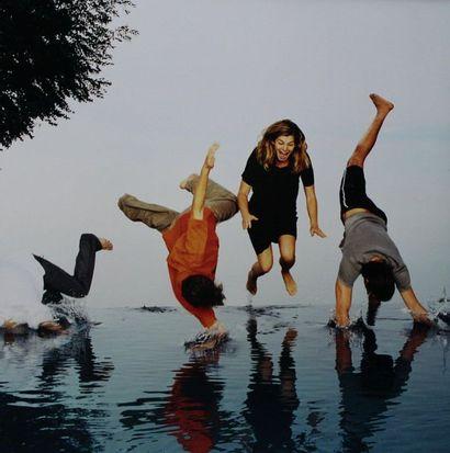 """Véronique VIAL (née en 1955). De la série """"Hollywood Splash"""", Sharon Oberfeld, Judith..."""
