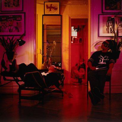 BENJAMIN HELION Nisme, 2008 Quatre tirages argentiques contrecollés sur dibon, signés,...