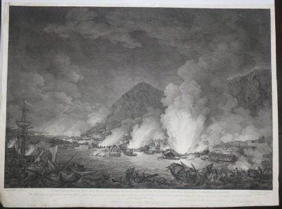 GIBRALTAR - (La défense de Gibraltar contre...
