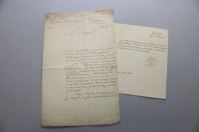 - REVOLUTION. HUE (François), 1757-1819,...