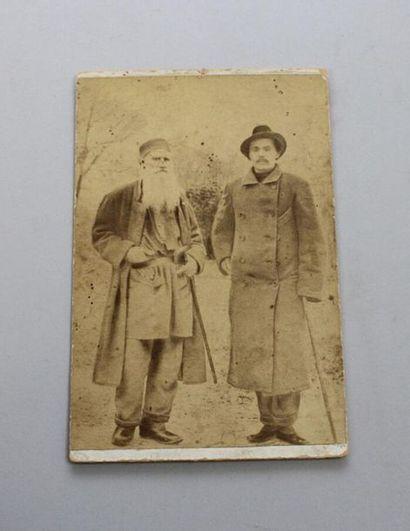 - TOLSTOI (Léon), 1828-1910 et GORKI (Maxime),...