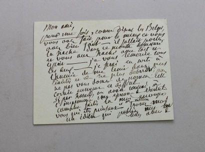 - KARR (Alphonse), 1808-1890, écrivain et...