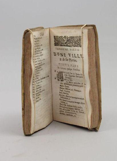 - [F. P.]:Indiculus universalis, rerum fere...
