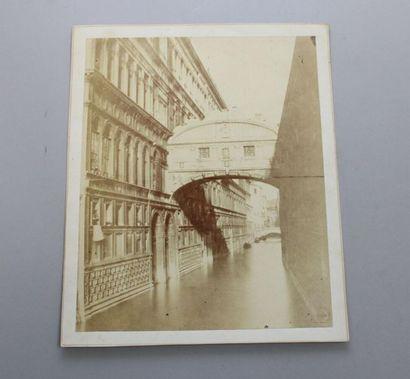 - COEN (attribué à B. G.), vers 1855: Venise,...