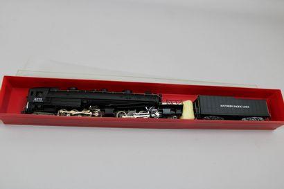RIVAROSSI HO  Locomotive et son tender SOUTHERNE...
