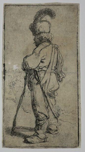 REMBRANDT Harmenszoon van Rijn (Leyde 1606...