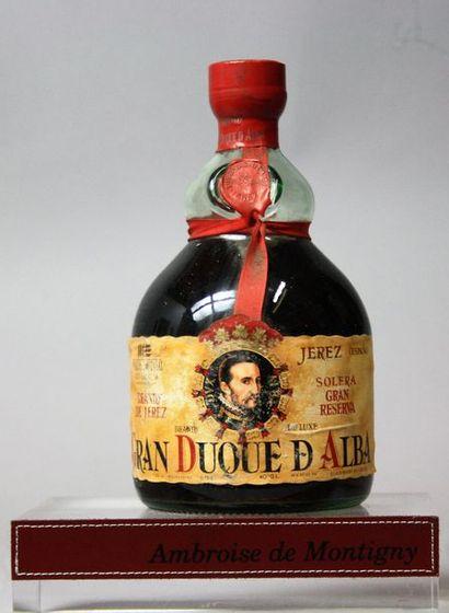 1 bouteille BRANDY DE JEREZ GRAN DUQUE D'ALBA...