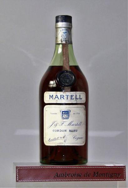 1 flacon 0,70 cl COGNAC MARTELL Cordon B...