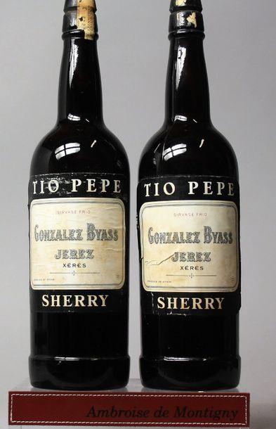 2 bouteilles XEREZ