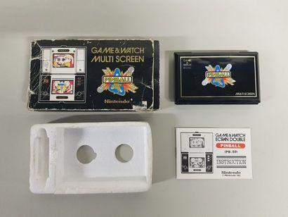 GAME & WATCH  Pinball (PB-59)  Jeu vendu...