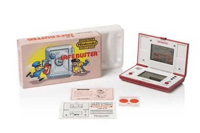 GAME & WATCH  Safe Buster (JB-63)  Cache...