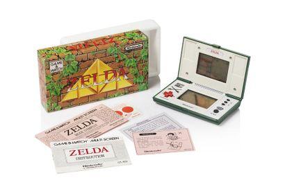 GAME & WATCH  Zelda (ZL-65)  Superbe exemplaire...