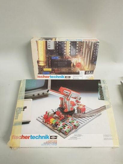 ORDINATEUR (TOYS)  FischerTechnik ComputingInterface...