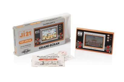 GAME & WATCH  Fort Apache (ID-29) (Fire Attack)...